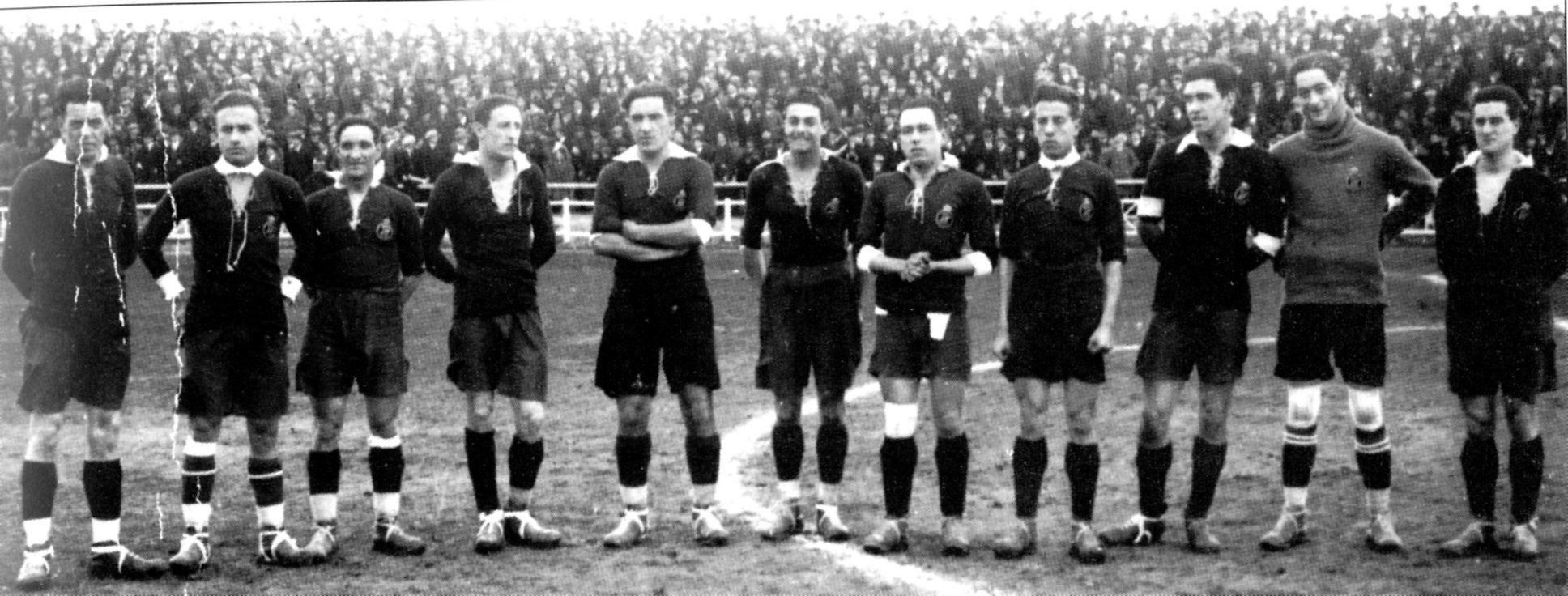 Uno de los últimos partidos del Zaragoza.